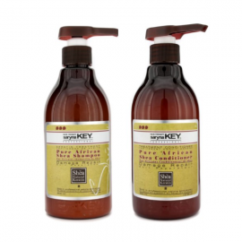 Saryna Key Damage Repair Shea-Shampoo and Conditioner Duo Pack