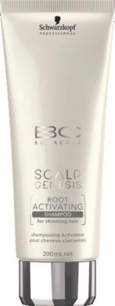 Schwarzkopf Professional BC Bonacure Scalp Genesis Root Activating Shampoo 200ml schwarzkopf   περιποιηση   ευαίσθητο τριχωτό τριχόπτωση λιπαρότητα πιτυρίδα ξηρο