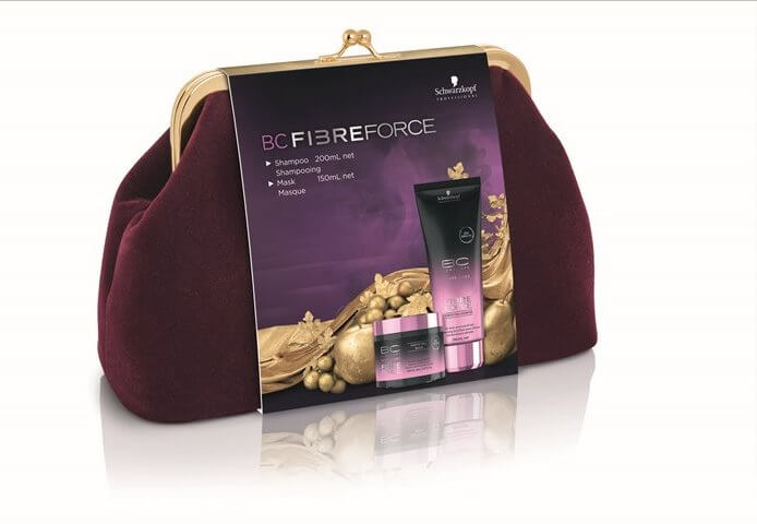 Schwarzkopf Professional BC Fibre Force offer ( shampoo200ml +mask 150ml) christmas offers   schwarzkopf   περιποιηση   για ταλαιπωρημένα μαλλιά   bc fibr