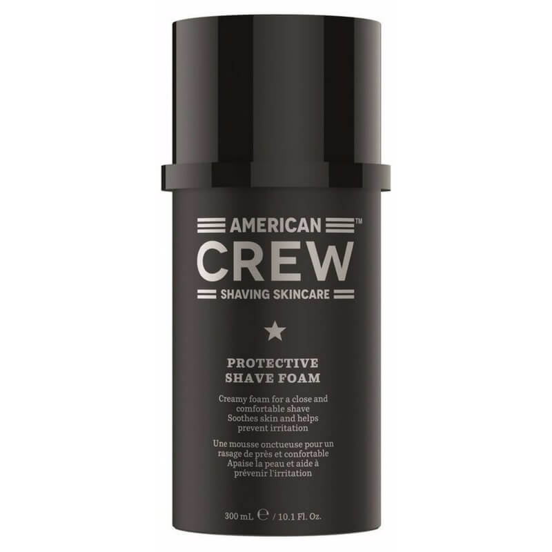 American Crew Protective Shave Foam 300ml american crew   shave