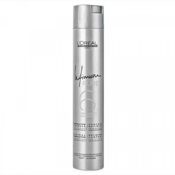 L'Oréal Professionnel Infinium fort strong 300ml l or al professionnel   styling   λακ υψηλής τεχνολογίας   l oreal professionnel