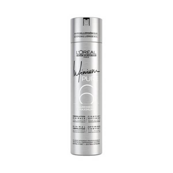 L'Oréal Professionnel Infinium extra strong 500ml l or al professionnel   styling   λακ υψηλής τεχνολογίας   l oreal professionnel