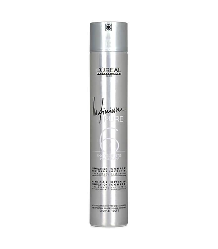 L'Oréal Professionnel Infinium souple soft 500ml l or al professionnel   styling   λακ υψηλής τεχνολογίας   l oreal professionnel