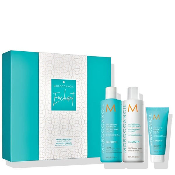 Moroccanoil Smoothing Enchant Set (Smoothing Shampoo 250ml + Smoothing Condition christmas offers   moroccanoil   styling   περιποιηση   για όλους τους τύπους μα