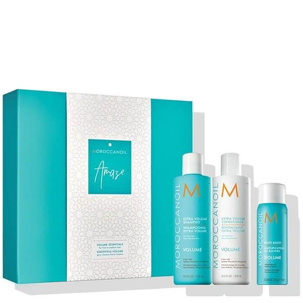 Moroccanoil Volume Amaze Set (EXTRA VOLUME SHAMPOO 250ml+ EXTRA VOLUME Condition christmas offers   moroccanoil   styling   περιποιηση   λεπτά μαλλιά