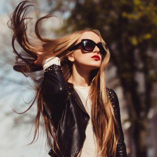 Ξηρά μαλλιά - Le Tif