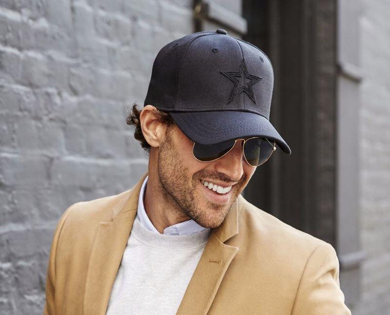 Περιποίηση μαλλιών για άντρες σφιχτά καπέλα