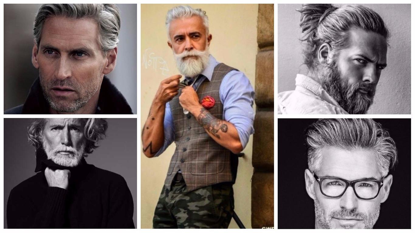 Makeover Grey - Αντρικά Κουρέματα για το 2019