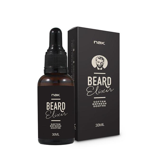 NAK Beard+Face Elixir 30ml 5c237be83f8