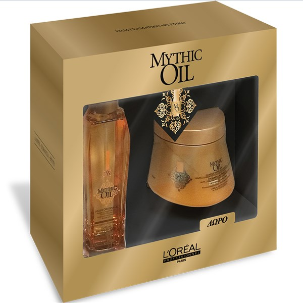 L Oréal Professionnel Mythic Oil Huile Originale 100ml +Δωρο Mythic Oil  Masque200ml a4c193794f7