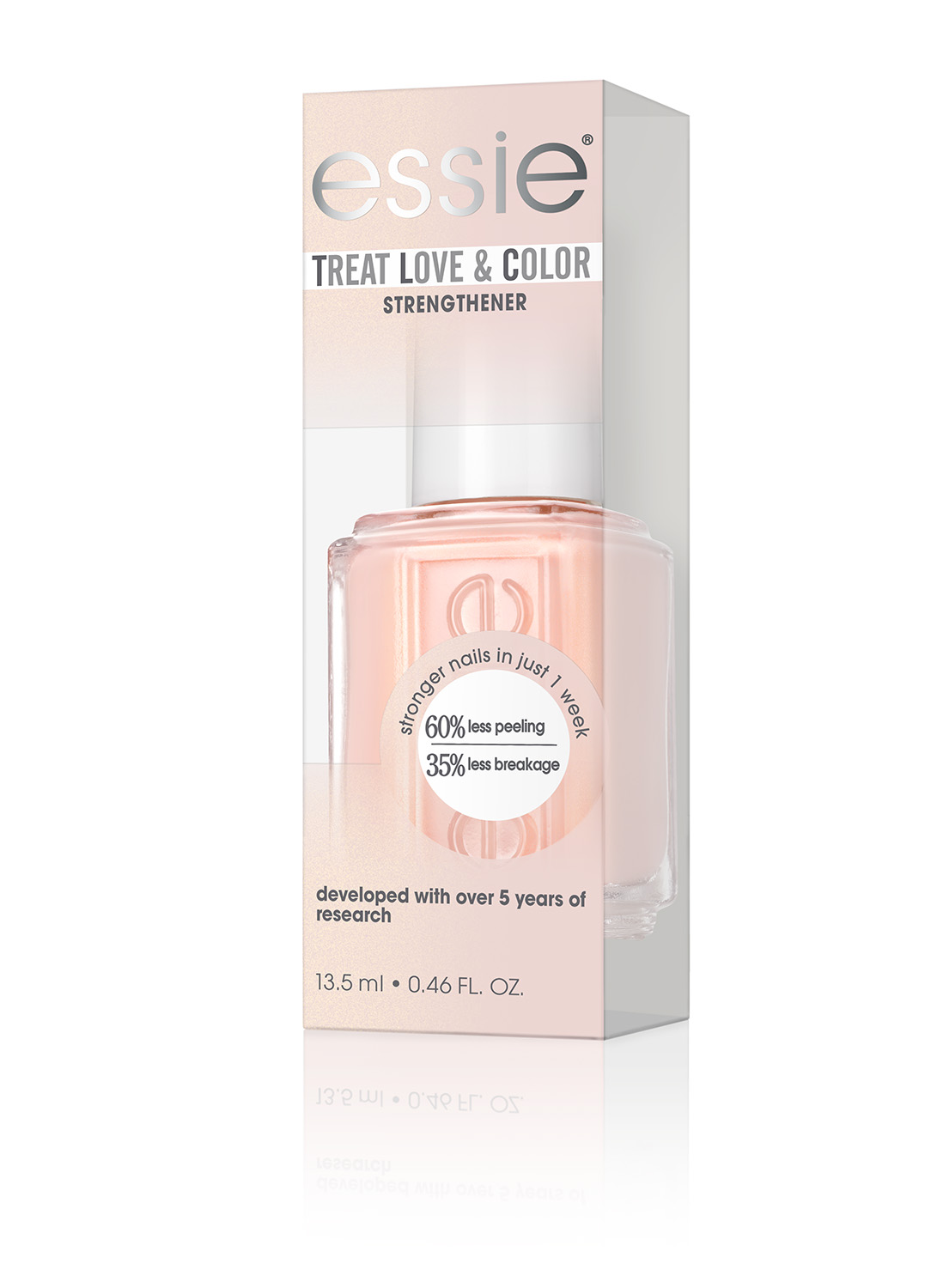 Essie Treat Love &Amp; Color 02 Tinted Love 13.5Ml