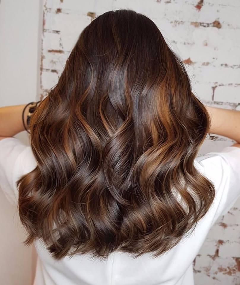 Chocolate Brown and Copper το σημαντικότερο trend στα χρώματα μαλλιών για το 2019