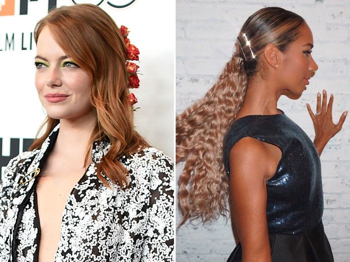 hair trends 2019 που θα λατρέψεις τα hair accessories