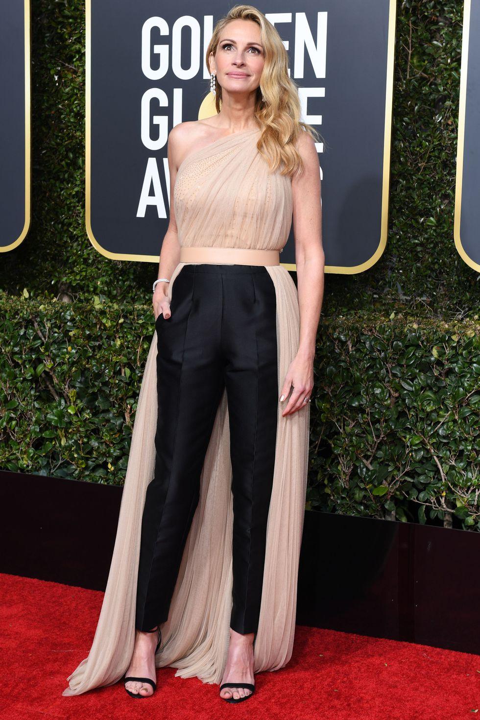 Julia Roberts Golden Globes 2019 dress