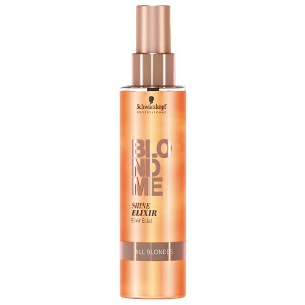 Schwarzkopf Professional Blondme Shine Elixir Spray Conditioner 150Ml (Όλα Τα Ξανθά)