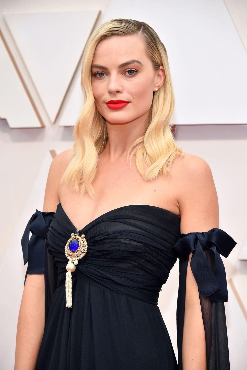 Margot Robbie κουρεμα oscars