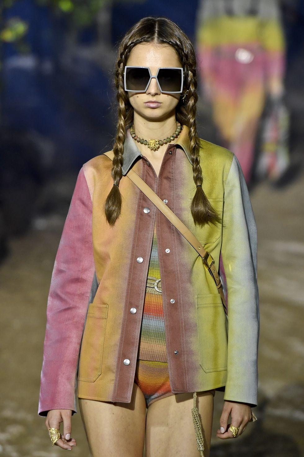 Πλεξούδες χίπι σικ- boho braids - Μόδα στα Μαλλιά 2020 - Καλοκαίρι