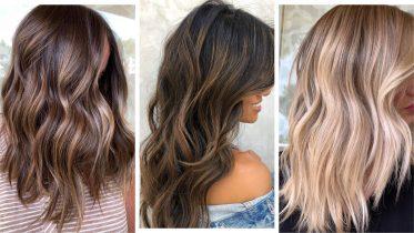 χρώμα μαλλιών καλοκαίρι 2020
