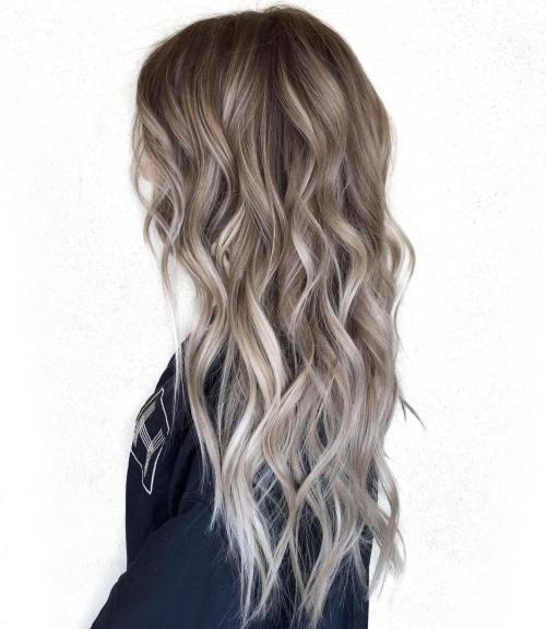 Sombre Babylights Χρώμα Μαλλιών