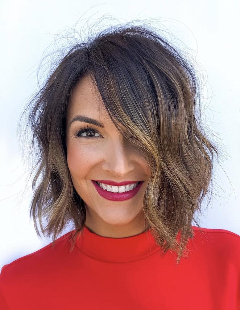 Hair looks 2021 με χαμηλό φιλάρισμα