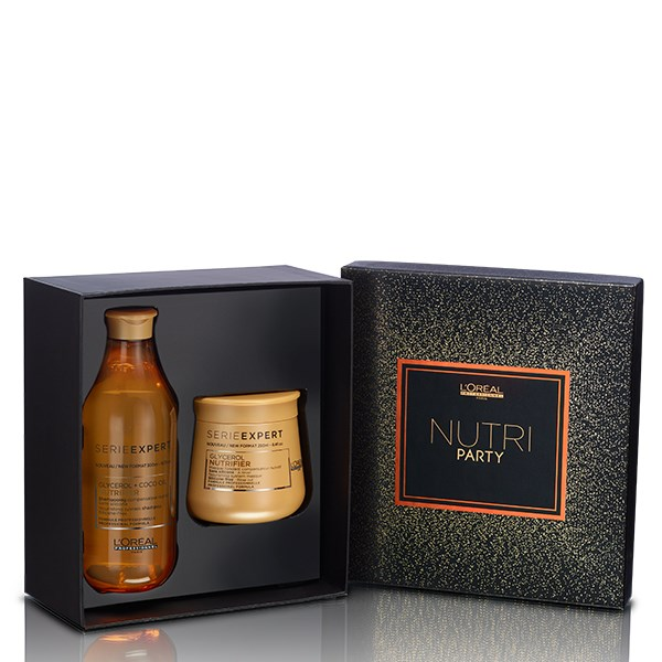 L'Oreal Professionnel Nutrifier Set Offer (Σαμπουάν 300ml+Μάσκα 250ml)