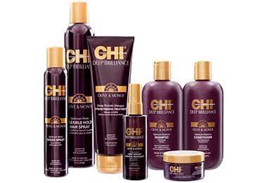 CHI Deep Brilliance Olive & Monoi Oil